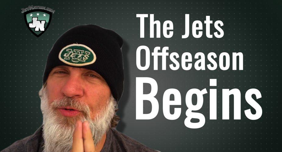NY Jets Offseason Begins