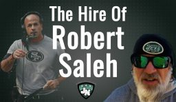 Why Robert Saleh is the right coach for the NY Jets