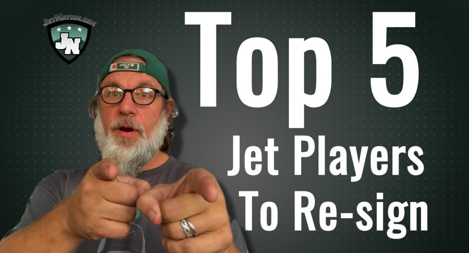 Top 5 Jet Players To Re-sign