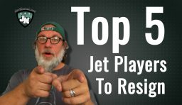 Top 5 Jet Players To Resign