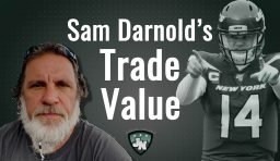 Sam Darnold's Trade Value