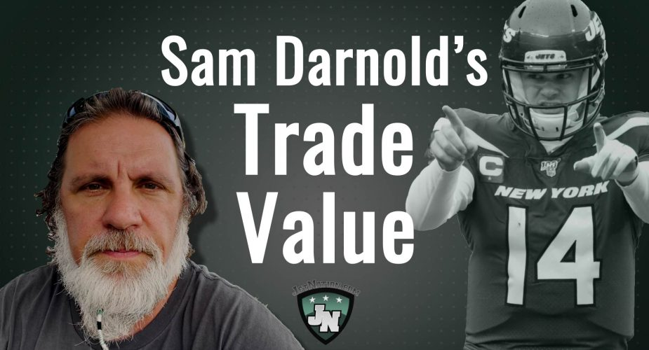 Sam Darnold's Trade Value