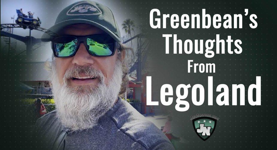 NY Jets Thoughts from Legoland