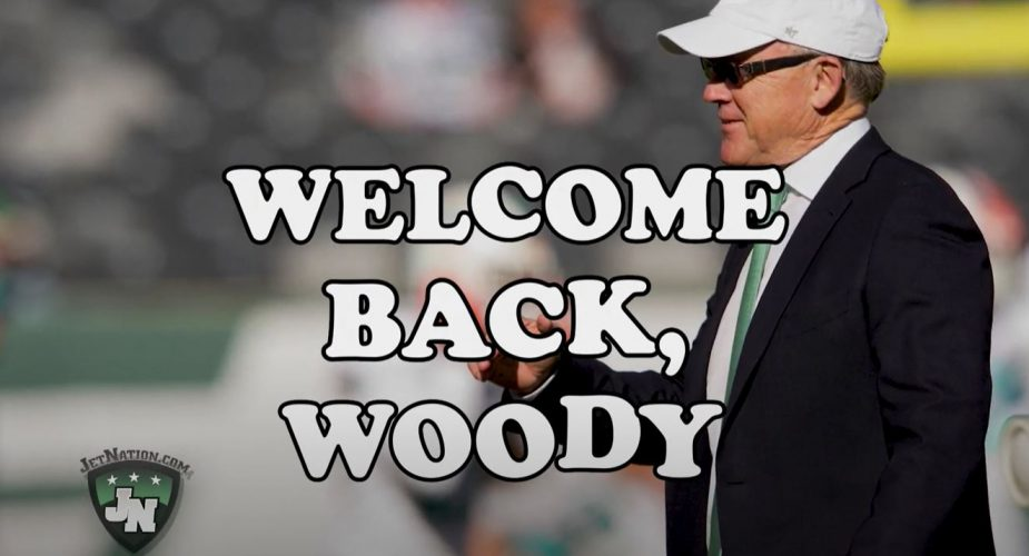 Welcome Back Woody