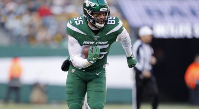 Jets Tight End Should get First Crack at Fullback Duties in Upcoming Season