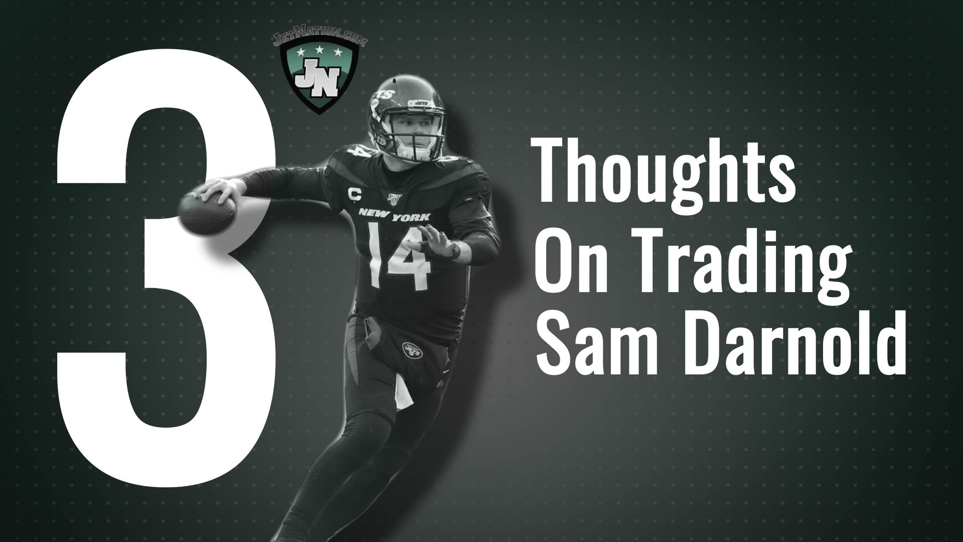 Sam Darnold Traded