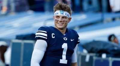 Jets Back Zach; Gang Green Snags BYU QB With Second Overall Pick
