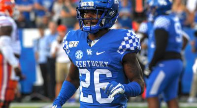 Jets Select Kentucky Cornerback Brandin Echols With Pick 200