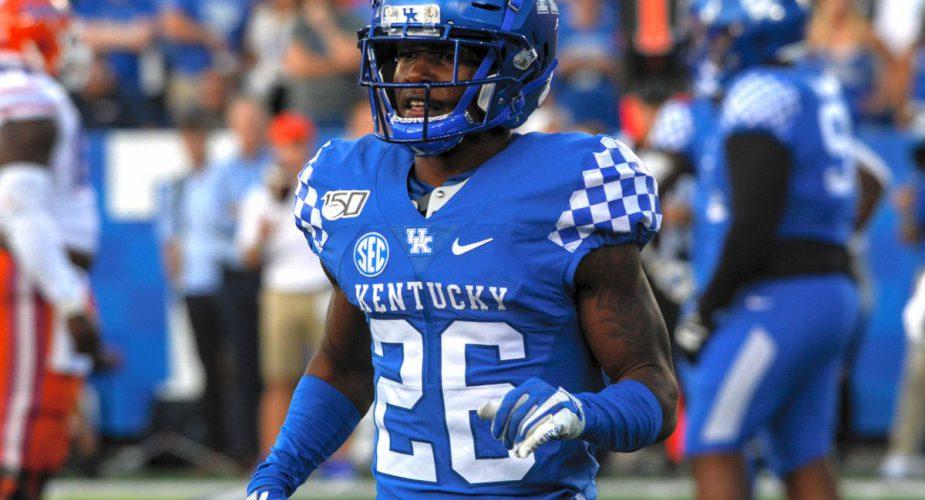 Jets Select Kentucky Cornerback Brandin Echols With Pick 200