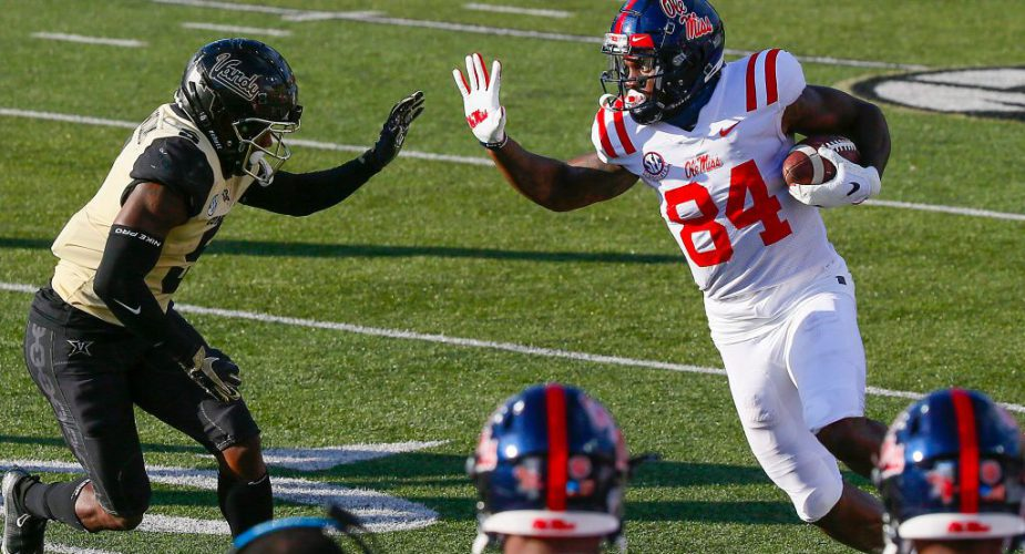 Report: Jets add Undrafted Free Agent Tight End Kenny Yeboah