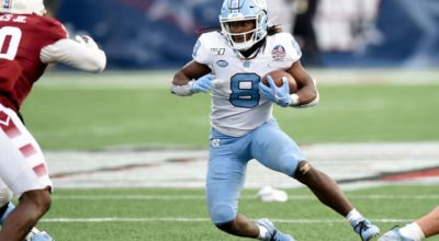 Jets Stay on the Offensive, Snag NC Running Back Michael Carter with Pick 107