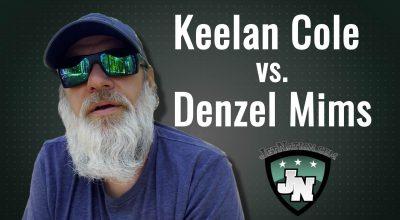 Keelan Cole vs Denzel Mims