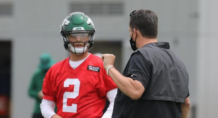 Jets Passing Game Coordinator Gregg Knapp in Critical Condition Following Biking Accidnet