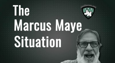 The Marcus Maye Situation
