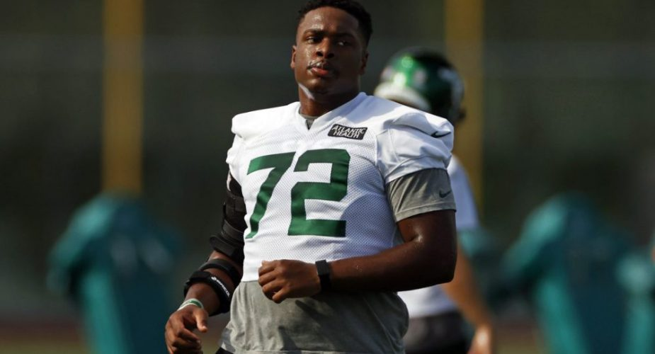 Jets Getting Battered in the Trenches; Injuries, Poor Play and Surprise Retirement Depleting Depth