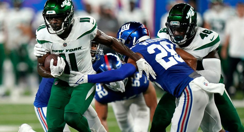 Jets Handling of Denzel Mims Reaches Point of Absurdity