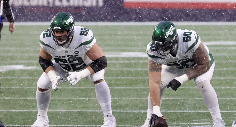 Despite Plethora of Injuries, There is Some Good News for Jets Offensive Line