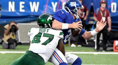 "Huff Becomes ""Next man up"" Following Lawson Injury"