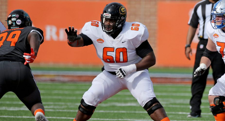 Jets Awarded Rookie Lineman David Moore off Waivers