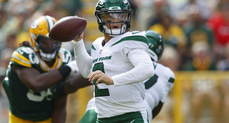 Wilson Looks Very Good, but Jets Still Have Some bad and Ugly Against Packers in win