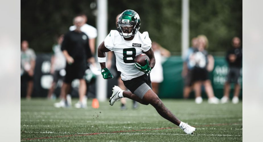 JetNation Positional Preview: Wilson's Weapons at Wide Receiver