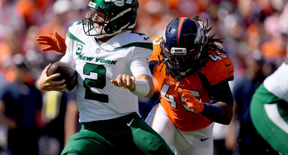 Jets Left Embarrassed by Broncos Beatdown; Fall to 0-3 After 26-0 Drubbing