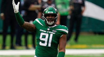Jets, DL John Franklin-Meyers agree to 4-year, $55M extension