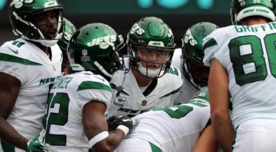 Jets Week 5 Inactive List: Jets Take Flight to London to Face Falcons