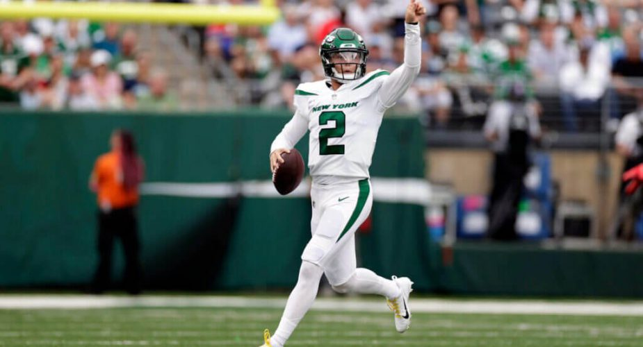 27-24 Overtime Victory Gives Jets First win of Zach Wilson era as D-Line Dominates